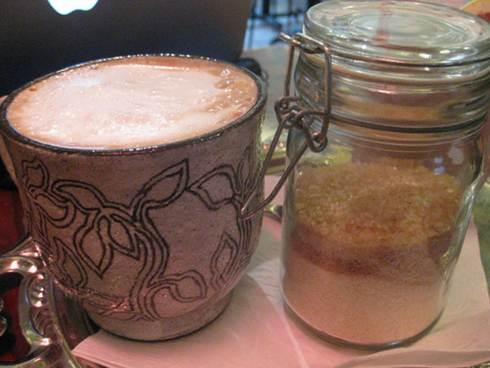 lumiere du mile end coffee