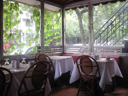 la raclette terrace