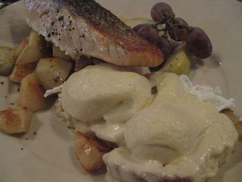 barcola bistro montreal salmon