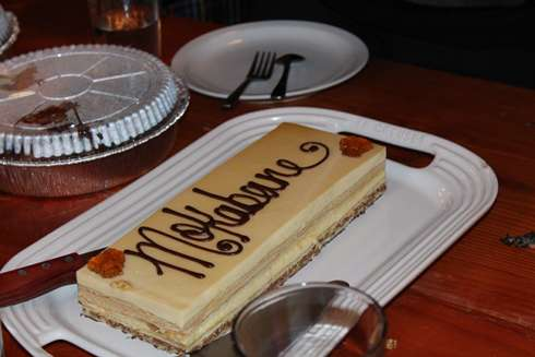 cabane a sucre pied de cochon cake