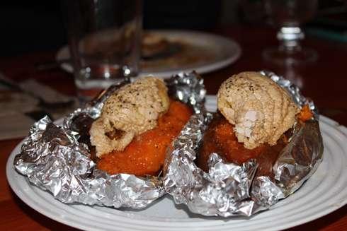 cabane a sucre pied de cochon potatoes