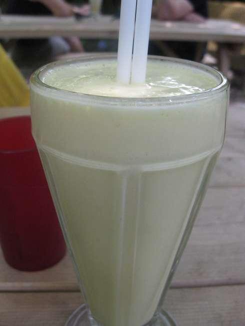 blanc de blanc smoothie