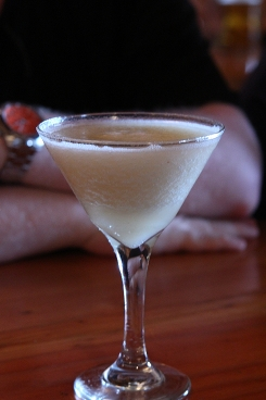roasted pear daquiri at cabane a sucre pied de cochon apple season 2014 smaller size