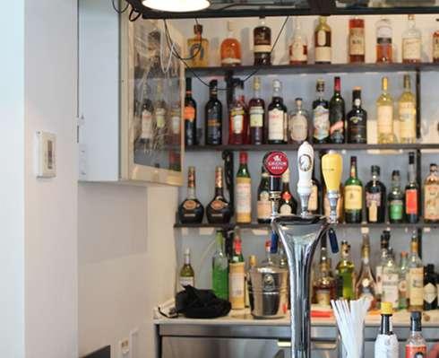 salmiogondis bar