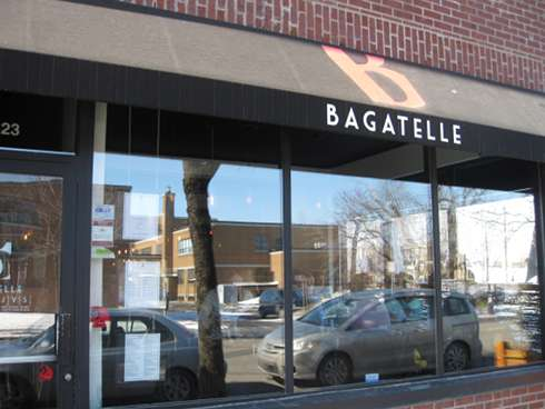bagatelle brunch exterior