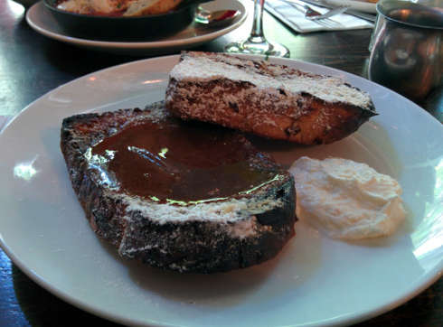 iris brooklyn french toast