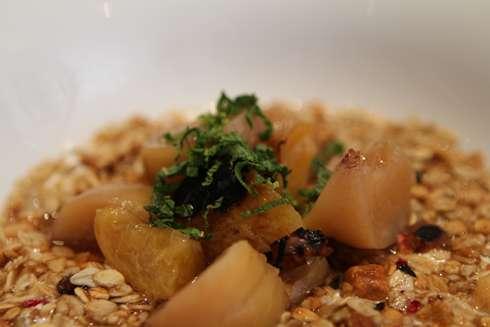 granola sel gras monteal brunch