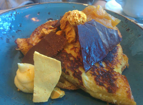 french toast Wilfrid sur laurier brunch