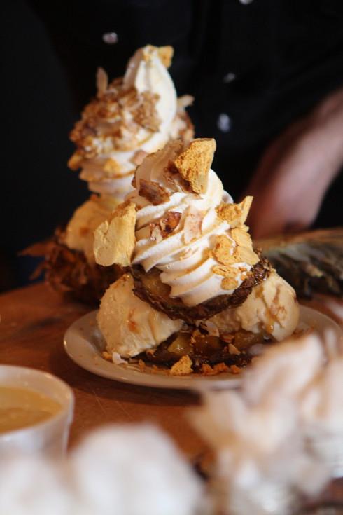 cabane a sucre pied de cochon ice cream
