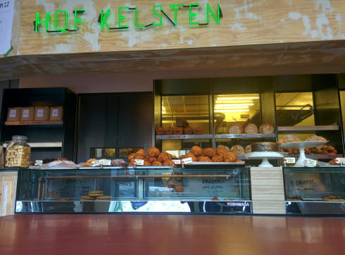Hof kelsten montreal interior counter